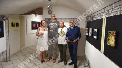 Conclusa la personale 20x20 di Piero Racchi