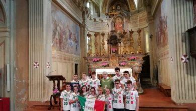A Mombercelli in 15 a festeggiare la leva dei 18 anni