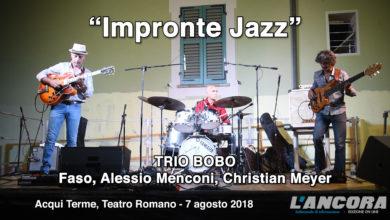 Impronte Jazz Trio Bobo video