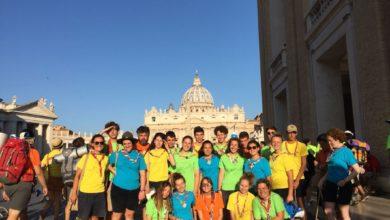Scout di Ovada a Roma