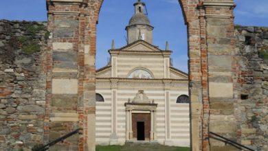 Spigno, la parrocchiale di Sant'Ambrogio
