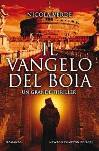 copertina del libro Il vangelo del Boia