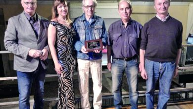 """a Lino Zucchetta il premio """"Amici della Pro Loco"""""""