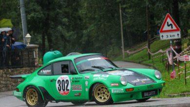 auto storica da Rally