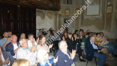 pubblico in Sala Santa Maria