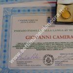 Bergolo, 45º Premio Fedeltà