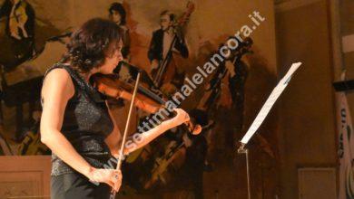 Concerto della violinista Manuela Matis