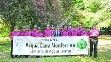 coro Acqua Ciara Monferrina