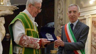 Photo of Campo Ligure: il commiato di Don Piombo