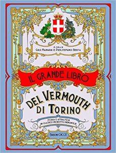 """copertina """"Il grande libro del vermouth di Torino"""""""