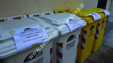 cassonetti rifiuti raccolta differenziata