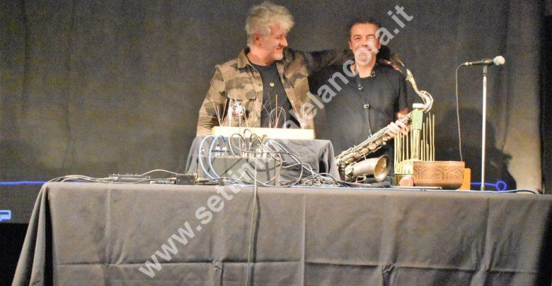 Stefano Bertoli e Roberto Lazzarino
