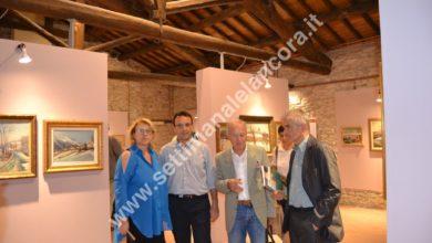Chiamparino, alla mostra su Carmen Barucchi Amay