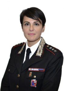 il capitano Chiara Masselli