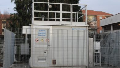 stazione automatica controllo ambientale