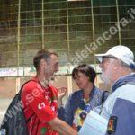 Pallapugno serie A: Paolo Vacchetto vince contro un super Bruno Campagno