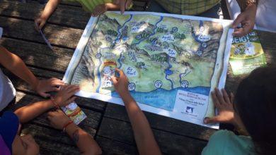Iniziative per bambini al Parco del Beigua