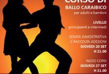Sezzadio: corso di balli caraibici