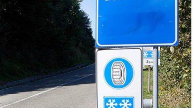 cartello limite di velocità