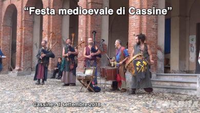 Cassine - Festa medioevale 2018 (VIDEO)