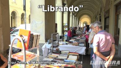 """Acqui Terme - """"Librando"""", il mercatino del libro usato (VIDEO)"""
