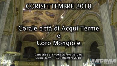 Corale città di Acqui Terme e Coro Mongioje