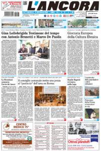 Prima pagine del N°37 del 7 ottobre 2018
