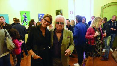 Espongono Renzo Cordara e Ottavia Benzi