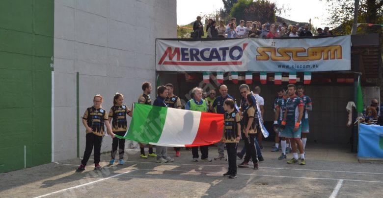 Pallapugno S Benedetto Belbo Alta Langa - Ubi Banca 9-11