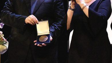 La medaglia del Presidente all'Acqui Storia