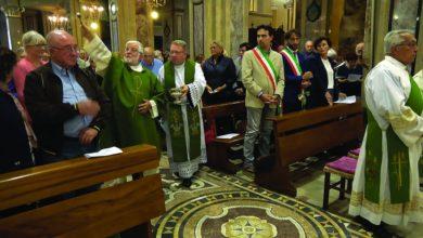 Photo of Acquesi all'ingresso di don Paolino Siri a Nizza