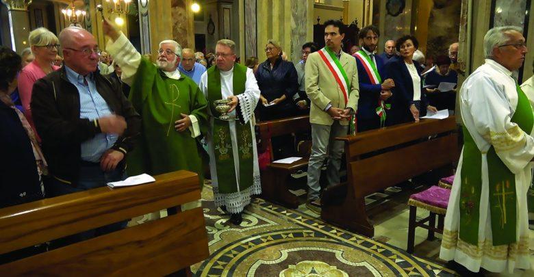 ingresso di don Paolino a Nizza
