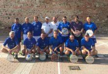 Tamburello a muro: le squadre di Cremolino e Pol. Torrita