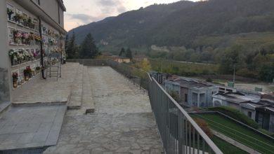 Cossano Belbo, cimitero