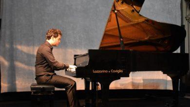 Concerto del pianista Saverio Alfieri