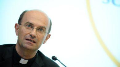 Mons. Stefano Russo Segretario Generale della CEI