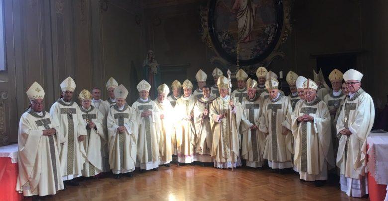 Ordinazione Episcopale di don Roberto Farinella