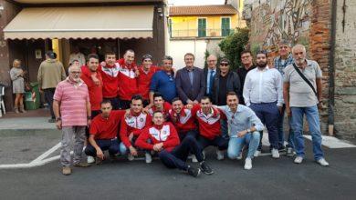 Calcio presentata la Rocchettese; un fine settimana tutto a tinte rossoblù