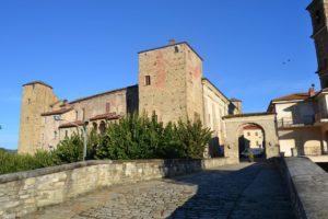 Monastero, il castello