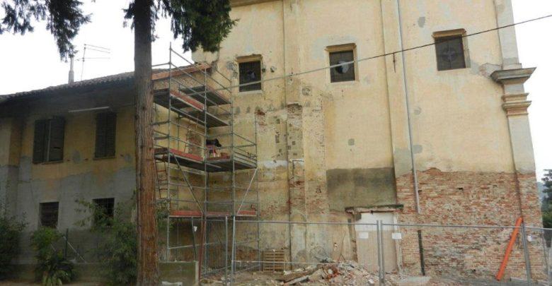 Prosegue la ristrutturazione chiesetta Madonna di Loreto