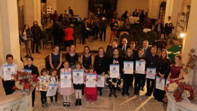 Cortemilia - premiazioni 26º International Music Competition - Vittoria Righetti Caffa