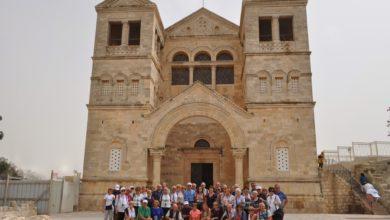 Dal 10 al 17 ottobre: 54 pellegrini nei luoghi sacri della Cristianità (Gallery)