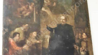 """Cercasi un """"mecenate"""" per il restauro del quadro di Paolo Gerolamo Brusco"""
