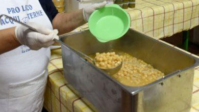 La tradizionale Cisrò d'Aicq