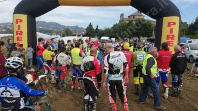 "Moto enduro: ""5º memorial Pierpaolo Visconti"""