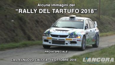 Castelnuovo Calcea - Alcune immagini del Rally del Tartufo 2018