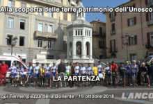 Acqui Terme - La partenza alla scoperta delle terre patrimonio dell'Unesco