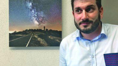 Alba l'emozione di un paesaggio di Manuel Cazzola