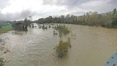 Photo of Dopo le ultime abbondanti precipitazioni, Archi romani di nuovo sommersi dal Bormida