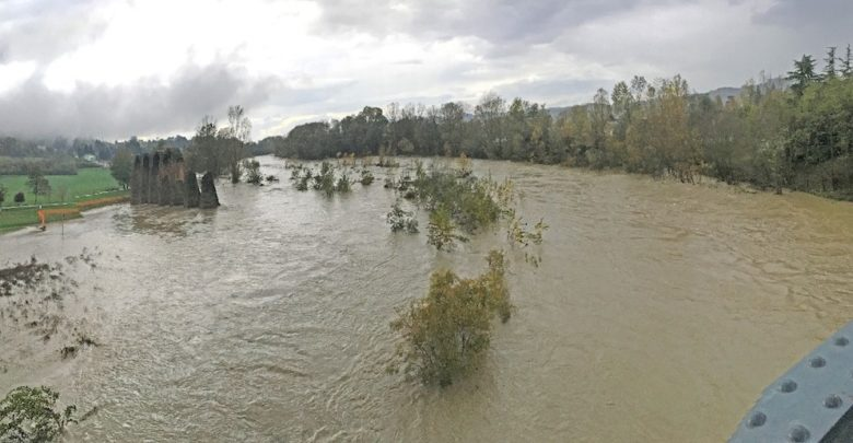 fiume Bormida, archi romani